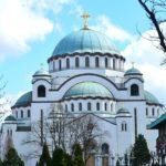 Седиште патријарха и Синода код Храма Светог Саве